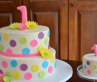 Polka Dot 1st Birthday