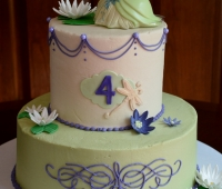 Royal 4th Birthday Princess and the Frog