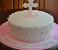 1st communion Kaylee