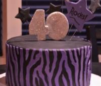 40 Rocks Cake