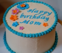 Happy Birthday Tropical Colors