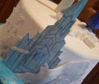 Ice Castle Closeup