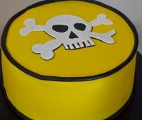 Pitt Pirates Grooms Cake