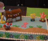 SpongeBob Cake 4th