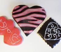 Heart Valentines Cookies (1280x910)