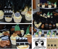 Pinecrest Studios Cupcakes